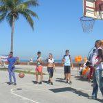 Desarrollan festival deportivo Vía saludable // Foto Lilian Salvat