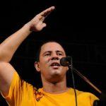 Israel Rojas, vocalista y líder del Dúo Buena Fe. Foto: Omara García/ ACN.