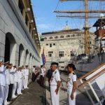 Arribará a Cuba buque escuela de la armada de Ecuador