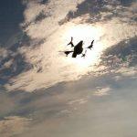 En Siria se utilizan drones de exploración debido a su geografía montañosa. Foto: Byrion Smith / Drone
