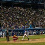 En el partido con más aficionados de la jornada (21 mil), Matanzas superó a Industriales 7-0 en el Latinoamericano. Foto: Ismael Francisco/ Cubadebate.