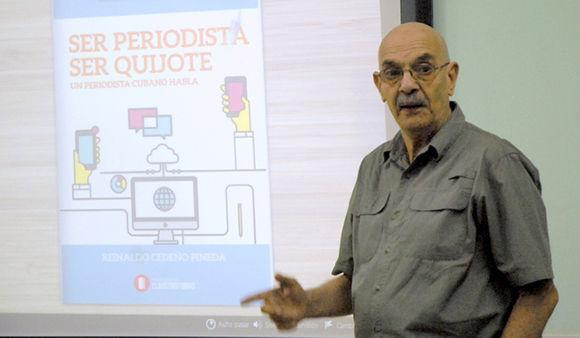 Antonio Demetrio Moltó Martorell, un periodista, un quijote. Foto: Cubaperiodistas.