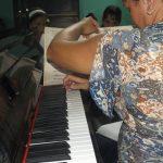 Escuela de Música Manuel Navarro Luna // Foto Denia Fleitas (Archivo RG)