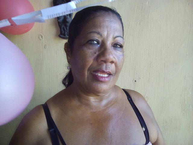 Ileana Toirac Ávila, su hija // Foto Eliexer Peláez