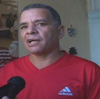 Raúl Cumbrera Torres, vicepresidente de la Comisión Electoral Municipal (CEM) // Foto Golfovisión TV