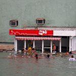 Tras el paso del huracán algunas personas aprovechan para cometer actos delictivos. Foto: Calixto N Llanes/ Facebook.