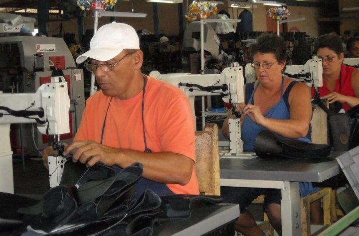 Fábrica de Calzado Onell Cañete // Foto Marlene Herrera