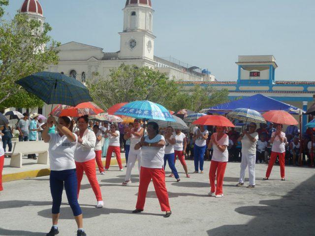 Desarrollan Festival Caribeño Nacional del Adulto Mayor // Foto Lilian Salvat