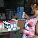 Comercializa Labiofan productos que pueden sustituir los fármacos químicos // Foto Marlene Herrera
