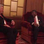 Presidente Joao Lourenço recibió en Luanda al Primer Vicepresidente de Cuba Miguel Díaz-Canel Bermúdez. Foto: Granma