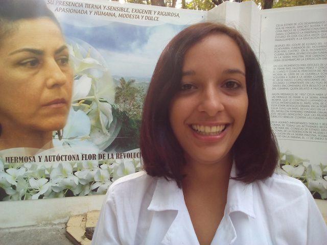 Rosario León Pérez // Foto Eliexer Peláez