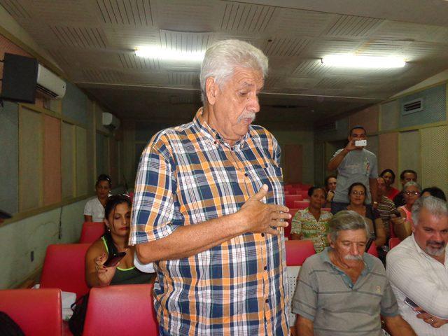 Pedro Vera Portales, recibió el reconocimiento de su colegas de la prensa // Foto Marlene Herrera