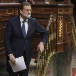 Mariano Rajoy. Foto tomada de El País (Archivo).