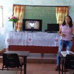 Celebran Festival de Clases de Secundaria Básica en Manzanillo // Foto Marlene Herrera