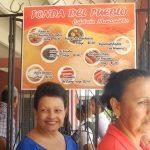 Fondas del pueblo // Foto Lilian Salvat