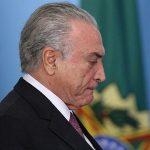 La presidencia brasileña aún no se pronunció sobre el estado de salud de Temer, de 77 años. Foto: Reuters.