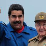 Los presidentes Nicolás Maduro y Raúl Castro en la Plaza de la Revolución, el Primero de Mayo de 2015. Foto: Ladyrene Pérez/ Archivo de Cubadebate.