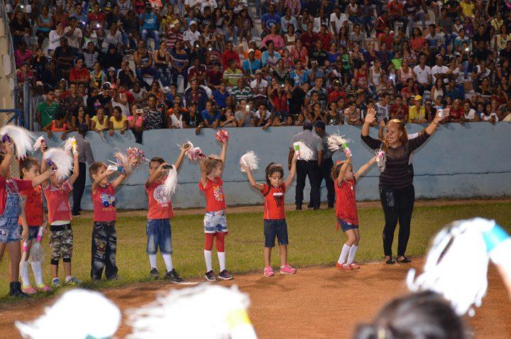 Celebran con espectáculo deportivo cultural aniversario 56 del INDER // Foto Marlene Herrera
