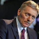 """El portavoz del gobierno ruso, Dmitri Peskov, declaró que es una """"profunda decepción"""" que EEUU impida a RT America cubrir las sesiones del Senado. Foto: AP Photo/ Seth Wenig."""