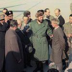 Fidel durante una visita a la Unión Soviética. Foto: Yuri Abramochkin/ Sputnik.