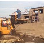 Reparan en Manzanillo flota pesquera de EPIGRAN // Foto Golfovisión TV