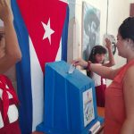 Cierra con éxito primera vuelta de elecciones de delegados a Asamblea Municipal del Poder Popular // Foto Marlene Herrera