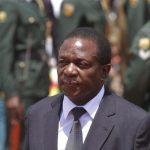 El nuevo mandatario de Zimbabwe. Foto: The Sun.