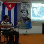 Debates sobre retos del periodismo actual en Jornada Mariano Gómez Navarro // Foto Marlene Herrera