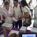 Inició en Manzanillo Festival Universitario del Libro y la Lectura // Foto Eliexer Peláez