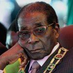 Robert Mugabe / Reuters.