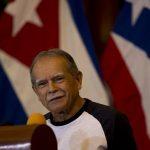 Durante conferencia en la Univerisdad de La Habana. Foto: Ismael Francisco/ Cubadebate.
