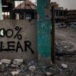 La salida de Estado Islámico de la que consideraba su capital no fue televisada, sino parte de un acuerdo secreto. Foto: BBC Mundo.