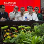 El Canciller cubano, Bruno Rodríguez Parrilla, inauguró el XVI Consejo Político del ALBA-TCP en La Habana. Foto: Irene Pérez/ Cubadebate.