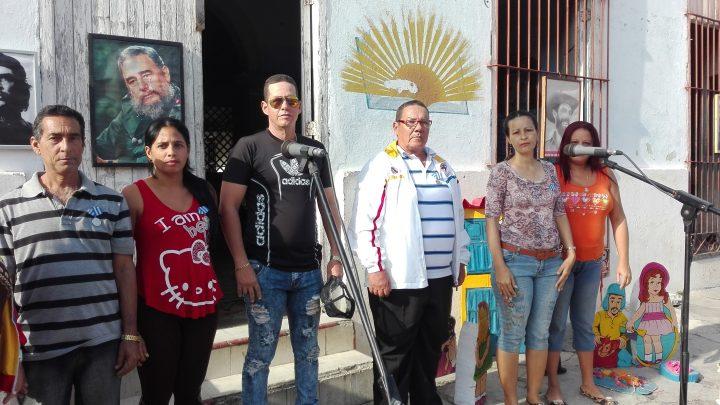 Merecedores de la Distinción por la Educación Cubana // Foto Marlene Herrera
