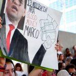 Marcos Rubio recibe dinero por parte de la Asociación del Rifle