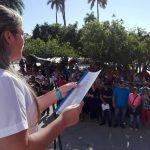 Fidel sigue presente en Manzanillo // Foto Eliexer Peláez