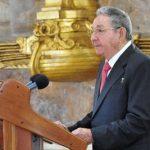 General de Ejército Raúl Castro Ruz, Primer Secretario del Comité Central del Partido Comunista de Cuba y Presidente de los Consejos de Estado y de Ministros
