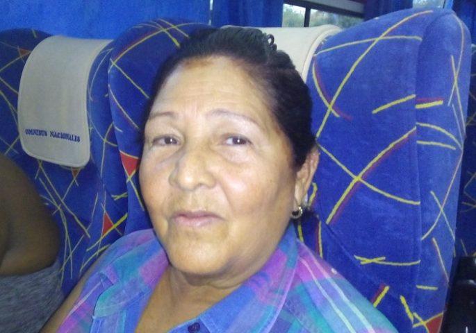 Ela Rosa Figueredo Aldana // Foto Eliexer Peláez