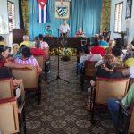Sesionó en Manzanillo segunda extraordinaria de la Asamblea Municipal del Poder Popular // Foto Eliexer Peláez