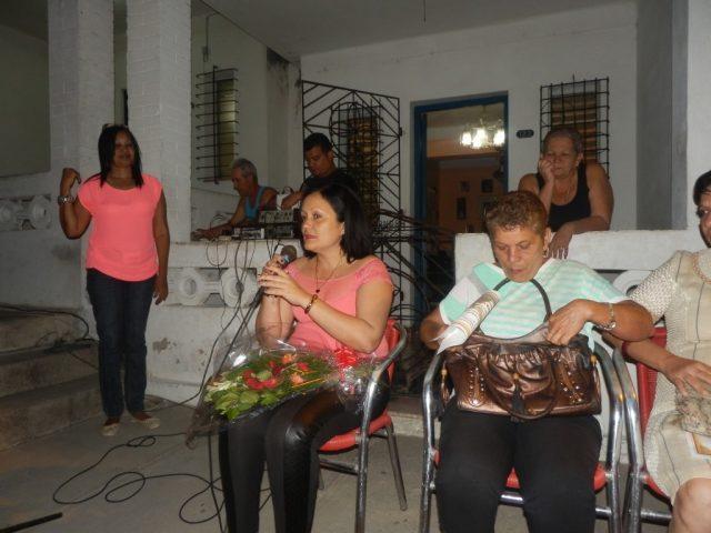 Madeley Vargas y Argelia Verdecia // Foto Lilian Salvat