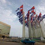 Los principales servicios consulares de la Embajada de Estados Unidos en La Habana permanecen paralizados desde septiembre pasado