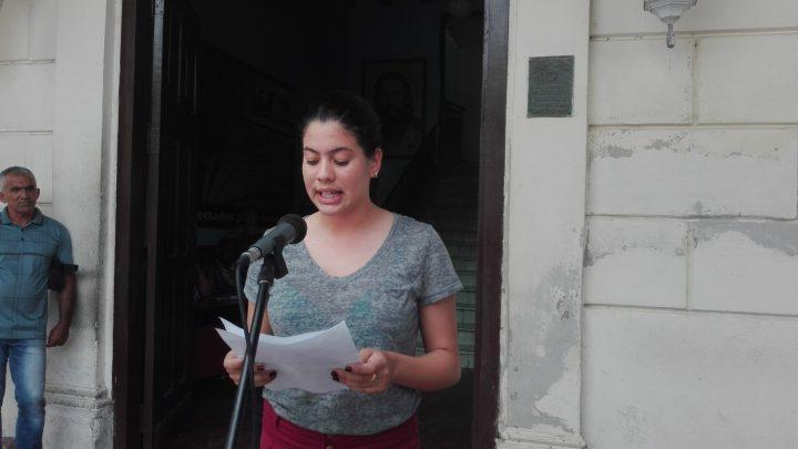 Rosana Rodríguez Roca // Foto Marlene Herrera