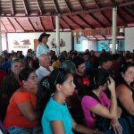 Analizan resultados de la agricultura en cooperativa manzanillera // Foto Marlene Herrera