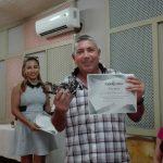 Premio Especial para Esteban Castro Pacheco // Foto Marlene Herrera