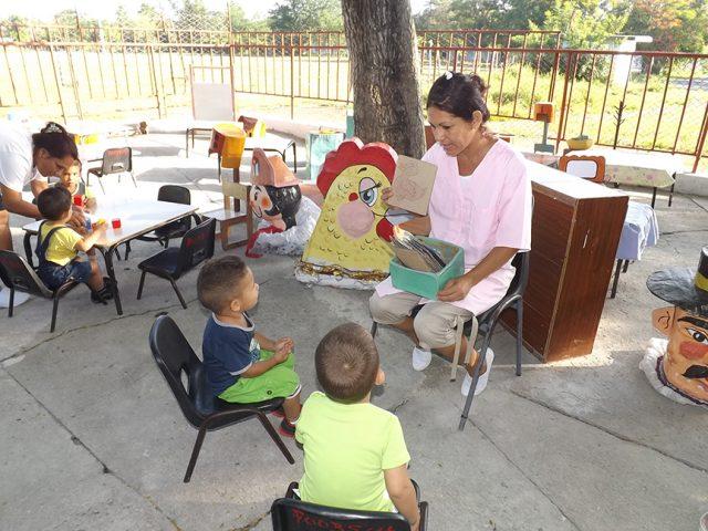 Círculo Infantil Simientes del Consejo Popular Las Novillas // Foto Marlene Herrera