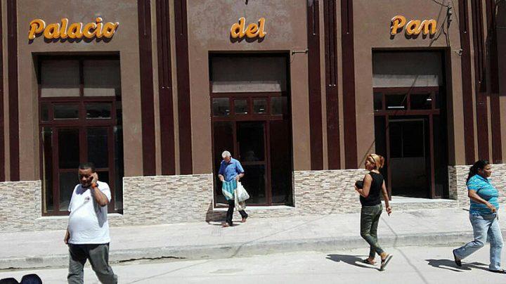 El palacio del Pan se ubica en Calle Maceo entre Merchán y Villuendas // Foto Baldo Alexy