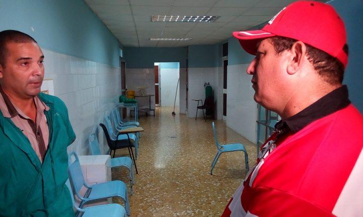 En la sala de prematuro cerrado del Hospital Ginecobstétrico Fe del Valle // Foto Eliexer Peláez