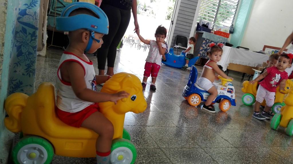 Manzanillo cuenta con 10 círculos infantiles // Foto Baldo Alexy