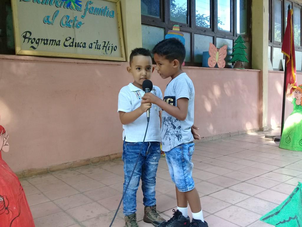 Programa Educa a tu hijo // Foto Denia Fleitas