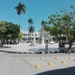 Vista del parque Carlos Manuel de Céspedes // Foto Marlene Herrera
